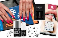 Your Complete Guide to the Best Back-to-School Nails featuring Nails Inc. London, Sephora by OPI and Red Carpet Manicure