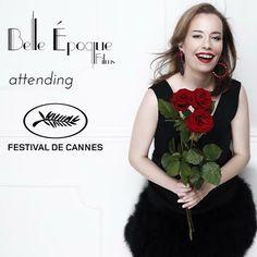 Belle Époque Films is happy to attend Cannes Film Festival & Market the whole time again this year! To set up a meeting, please call our Paris office +33 (0)950 75 66 69 or send an email info@belleepoquefilms.com - see you there! #Cannes2016 Cannes Film Festival, Films, Paris, Happy, Belle Epoque, Movies, Montmartre Paris, Paris France, Ser Feliz