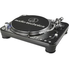Audio Technica Pro DJ Direct-Drive Turntable AT-LP1240-USB