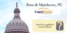 How Your LegalShield Contract Works!