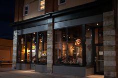 Fauna Restaurant Ottawa | Food + Bar | Centretown Bank Street Leeds, Ottawa Food, Restaurant, Lifestyle Blog, Blogging, Bar, Street, Travel, Brewery