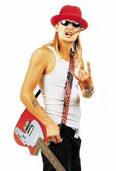 Rock on Kid Rock !