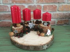 Christmas decoration#woodenslize#advent