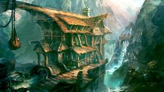 Falls from Silence: The Whispered World II