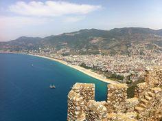 Alanya Kalesi şu şehirde: Alanya, Antalya