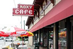 Roxy Cafe. The best place for breakfast!
