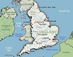 England during the reign of Henry VIII Tudor Dynasty, Epic Characters, Middlesbrough, Tudor History, North Sea, Portsmouth, Newcastle, Ancestry, Plymouth