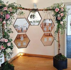 Wedding Mirror Table...