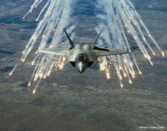 F-22 Raptor countermeasures