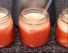Detox Then Retox: The Best Homemade Juices With A Kick Kefir, Candle Jars, Metabolism, Good Food, Health Fitness, Pudding, Good Things, Homemade, Healthy