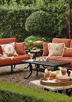 Sit back and relax in a beautiful place, right in your backyard.