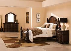 Florence Traditional Bedroom Collection | Design Tips & Ideas | Raymour and Flanigan Furniture
