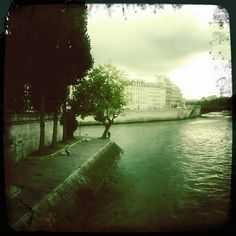 Ile Saint-Louis * Paris