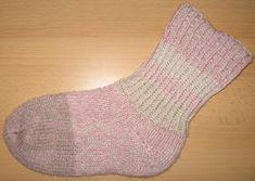 moje pletenie od vrchu  Domáce pletené ponožky | RUČNÍ PLETENÍ - NÁVODY ZDARMA