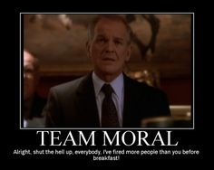I don't think there's a fictional character I love more than Leo McGarry.