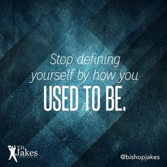 Start thinking from a place of who you are, not what you did! Bishop Jakes, Proverbs 18 21, Power Of The Tongue, Td Jakes, Encouragement, Inspirational Quotes, Wisdom, Faith, Messages