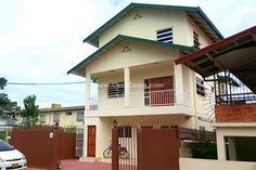 Vakantiewoning Suriname, Paramaribo - Huurwoning Suriname, Paramaribo - Stagewoning Suriname, Paramaribo Prinsessestraat Stage Huisvesting Studentenkamers