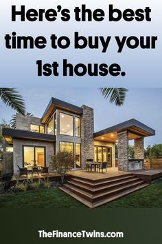 Do you know when you& be ready to buy a home? Read to learn when the best time to buy your first house is. The post Do you know when you& be ready to buy a home? Read to learn when the best time to buy your first house is. Buying A Condo, Home Buying Tips, Buying Your First Home, Home Buying Process, Making Money On Youtube, Saving For Retirement, Thing 1, Managing Your Money, Real Estate Tips