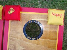 Marine Corp Boards • Cornhole Players :: Cornhole Game Forum ...