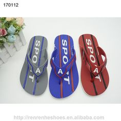 26d2980aeadf 2017 pvc flip flops for men indoor outdoor slipper shoes