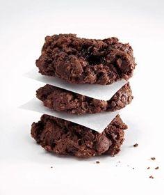 Flourless German Chocolate Cake Cookies recipe