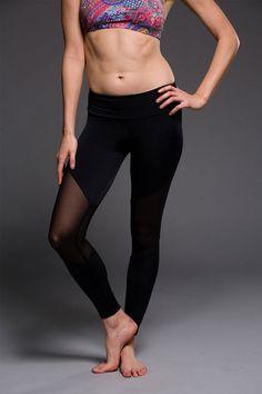 3057a688b2b46 Onzie Track Leggings - Hot Yoga Clothing, Bikram Yoga Clothes, Core Power  Yoga Running