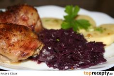 Krkonošské kuře s bramborovými noky