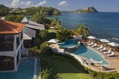 Cap Maison St. Lucia - My favorite trip of 2011.  I highly recommend this place!!!!