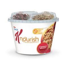 Special K Nourish™ Cinnamon Raisin Pecan Hot Cereal