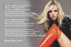 Britney Lyrics