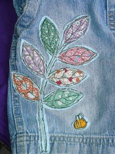 IN THE FOLD: Applique