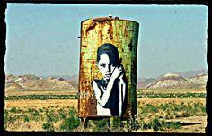 Street Art en Iran, la révolution imperceptible.
