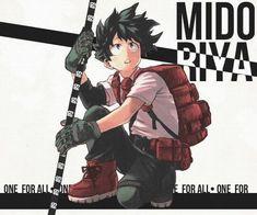 Midoriya Izuku - One for All My Hero Academia Episodes, My Hero Academia Memes, Hero Academia Characters, Anime Characters, Fictional Characters, Boku No Hero Academia, My Hero Academia Manga, Figura Iron Man, Deku Anime