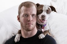 "Buy the ""Bick's Pits"" calendar featuring several Blackhawks to help raise funds and awareness for pit bulls and the Bryan and Amanda Bickell foundation's programs."