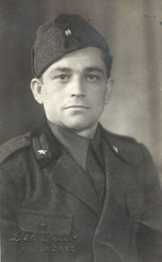 Romolo di Matteo in 1937. He fought in GREECE and Africa. Lost his life in September 1943.