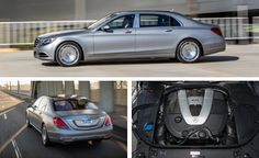 2016 Mercedes-Maybach S600 First Drive – Review – Car and Driver