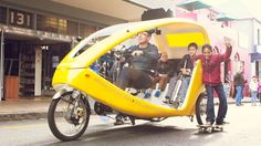 South African entrepreneur Neil du Preez and his Mellowcabs electric microcab have won a prize in a prestigious global technology competition. Animal Science, Short Trip, Public Transport, Fast Cars, Taxi, 21st Century, Entrepreneur, African, Urban