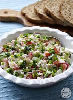 Udka z kurczaka pieczone z ryżem | Wyzwania Kuchenne Diet Recipes, Healthy Recipes, Italian Cooking, Cobb Salad, Potato Salad, Food And Drink, Favorite Recipes, Lunch, Breakfast