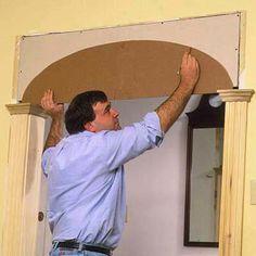 How To Create An Archway. Arch DoorwayDoorway ...