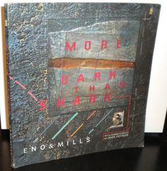 Brian Eno & Russell Mills, 'More Dark Than Shark'