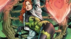 Source Material sticks again with DC Comics this week, as Jesse and Mark look at Poison Ivy Comics. Venturing in the Cycle of Life and Death (2016) issues.