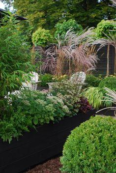 My idea garden, 55 square, at Sofiero Castle - Almbacken Garden Design Back Gardens, Outdoor Gardens, Landscape Design, Garden Design, Next Garden, Garden Cottage, Garden Structures, Ornamental Grasses, Outdoor Landscaping