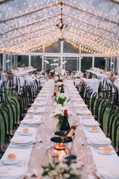 Lighting filled table: http://www.stylemepretty.com/australia-weddings/queensland-au/2015/06/05/romantic-queensland-estate-wedding/ | Photography: Lucas & Co - http://www.lucasandcophotography.com/