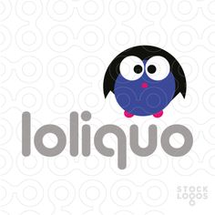 Loliquo - keyideas: funny, kids, little ones, babies, baby, store, clothes shop, sell, buy, video game, park, pet, business, software, blog, website, internet, toys, pet, cartoon, drawing, sketching, new logo , happy, design, arts, business