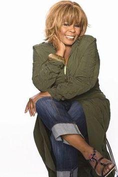 Vanessa Bell Armstrong, Gospel Singer, 60