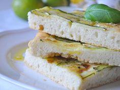 Focaccia s cuketou Sandwiches, Food, Essen, Meals, Paninis, Yemek, Eten
