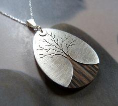 Tree+on+wood+by+Kreagora.deviantart.com+on+@deviantART