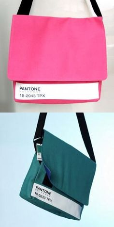 Which color bag I use today?