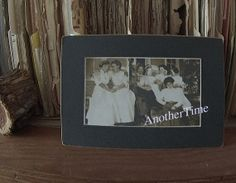 Antique Photo Women on the Front Porch by AnotherTimeAntiques, $6.50
