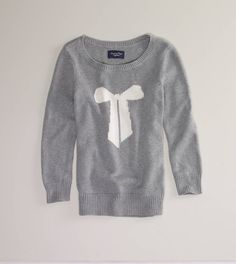 Bow Knit sweater